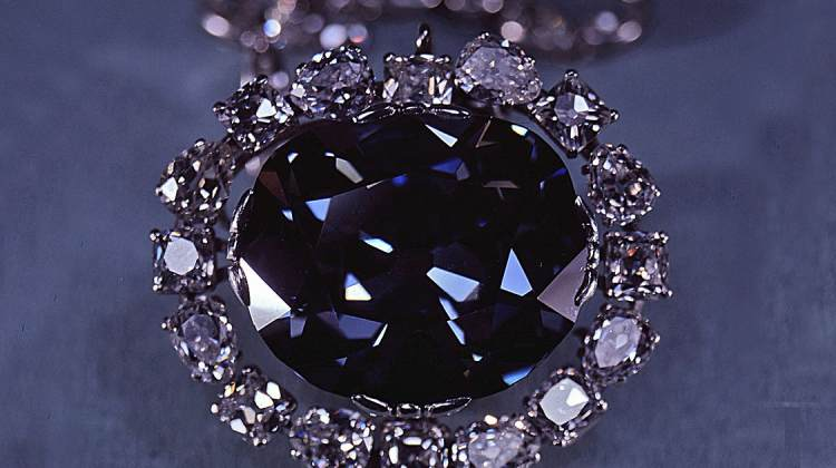 cursed hope diamond