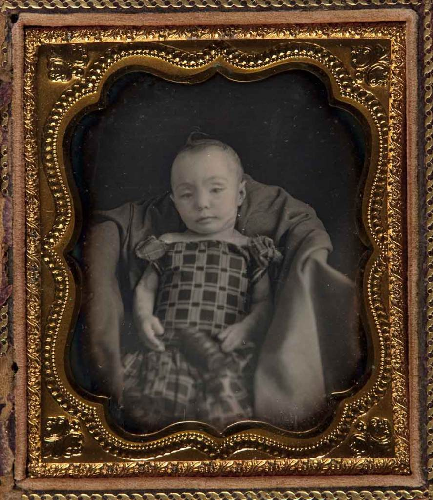 children post mortem photography
