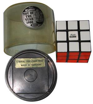 1980 Rubik's Cube