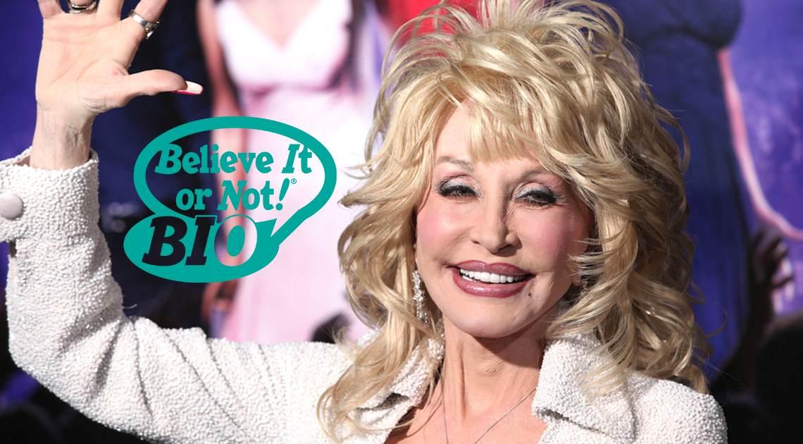 Dolly Parton BION Bio