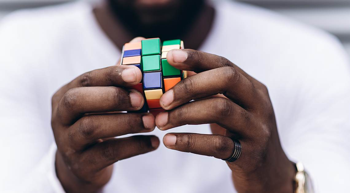 Rubiks Speedcuber