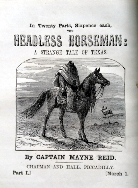 The Headless Horseman El Muerto Story