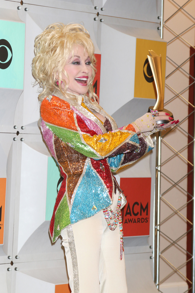 Dolly Parton ACMA Awards