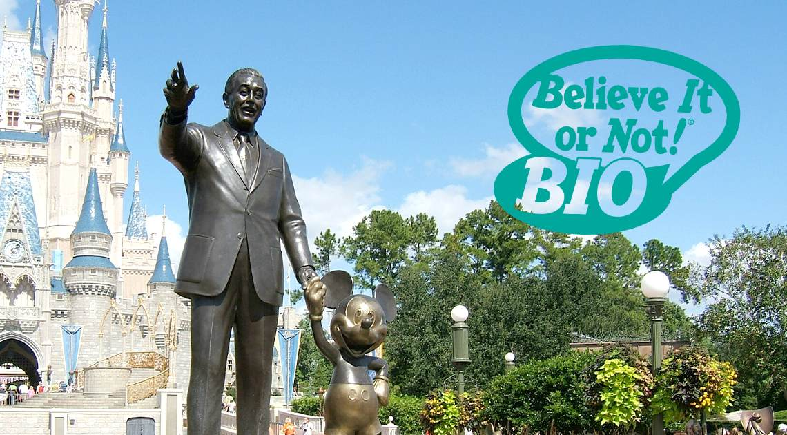BION Bio Walt Disney