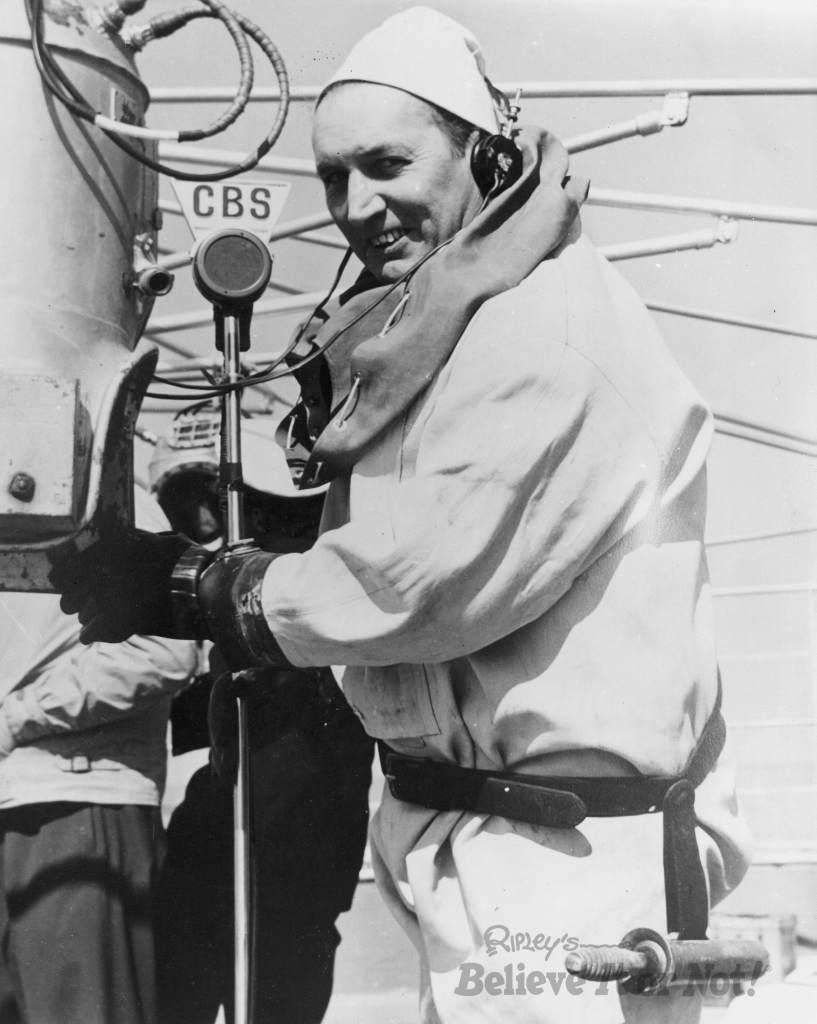 Ripley radio show at marineland Feb 1940