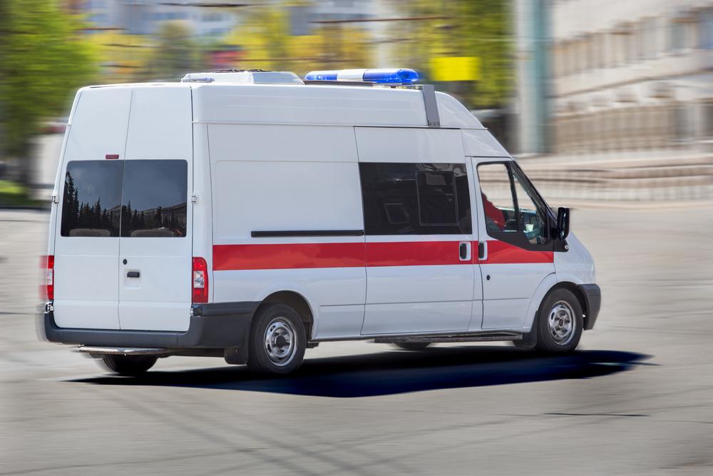 body van