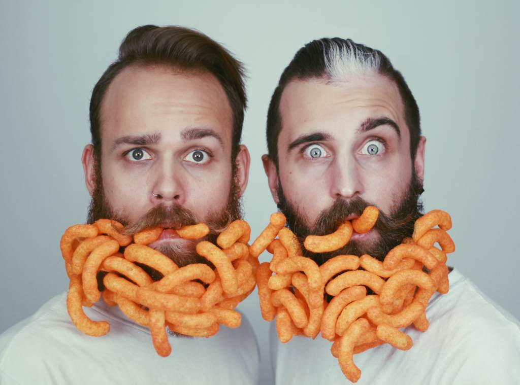 Beard Bros Cheese Puffs