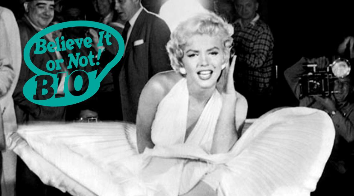 Marilyn Monroe BION Bio