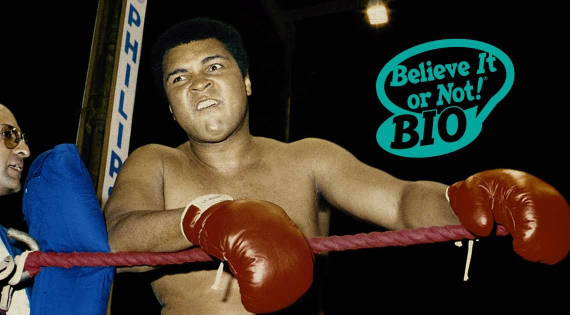 Muhammad Ali BION Bio