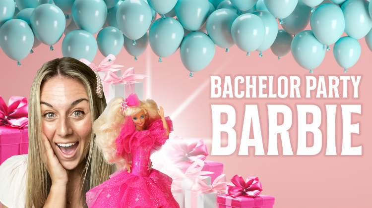 bachelor party barbie