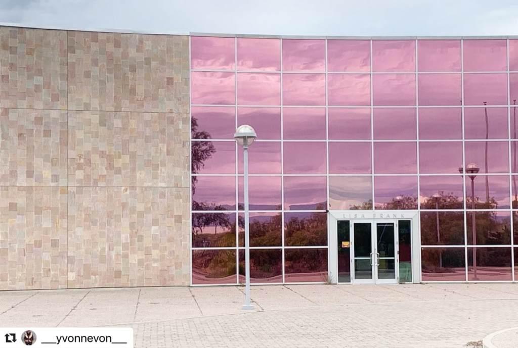 Lisa Frank Factory Windows