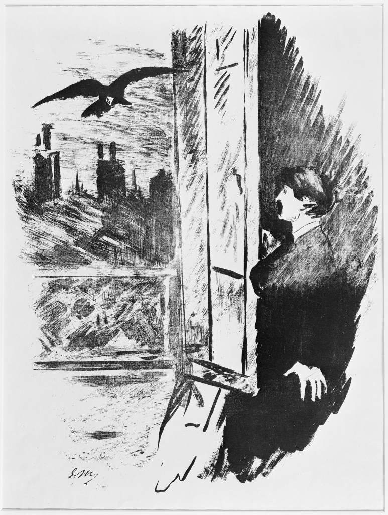 Edgar Allan Poe The Raven