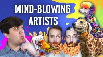 Mind Blown Artists