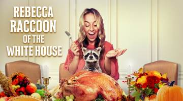 Rebecca Raccoon of the White House