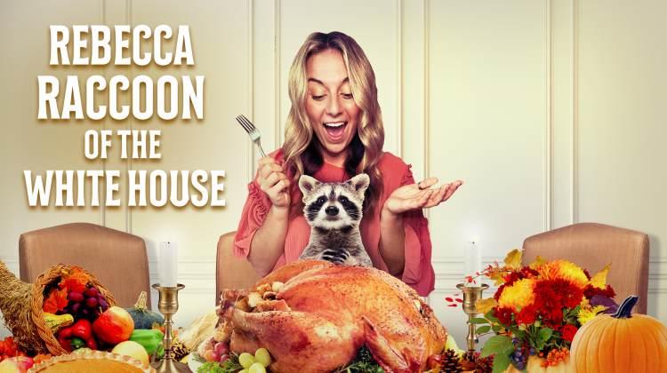 Rebecca Raccoon of the White House