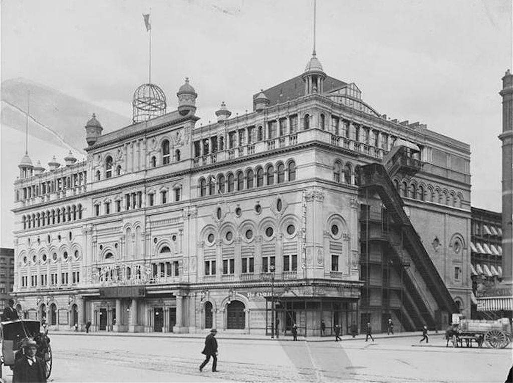 Hammerstein's Olympia Broadway and 44th Street Manhattan