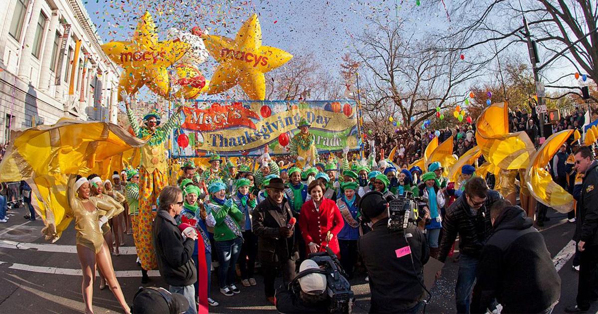 macy's parade 2020 - photo #9