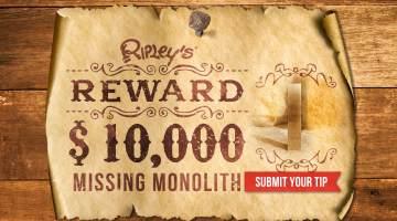 Utah Monolith Reward