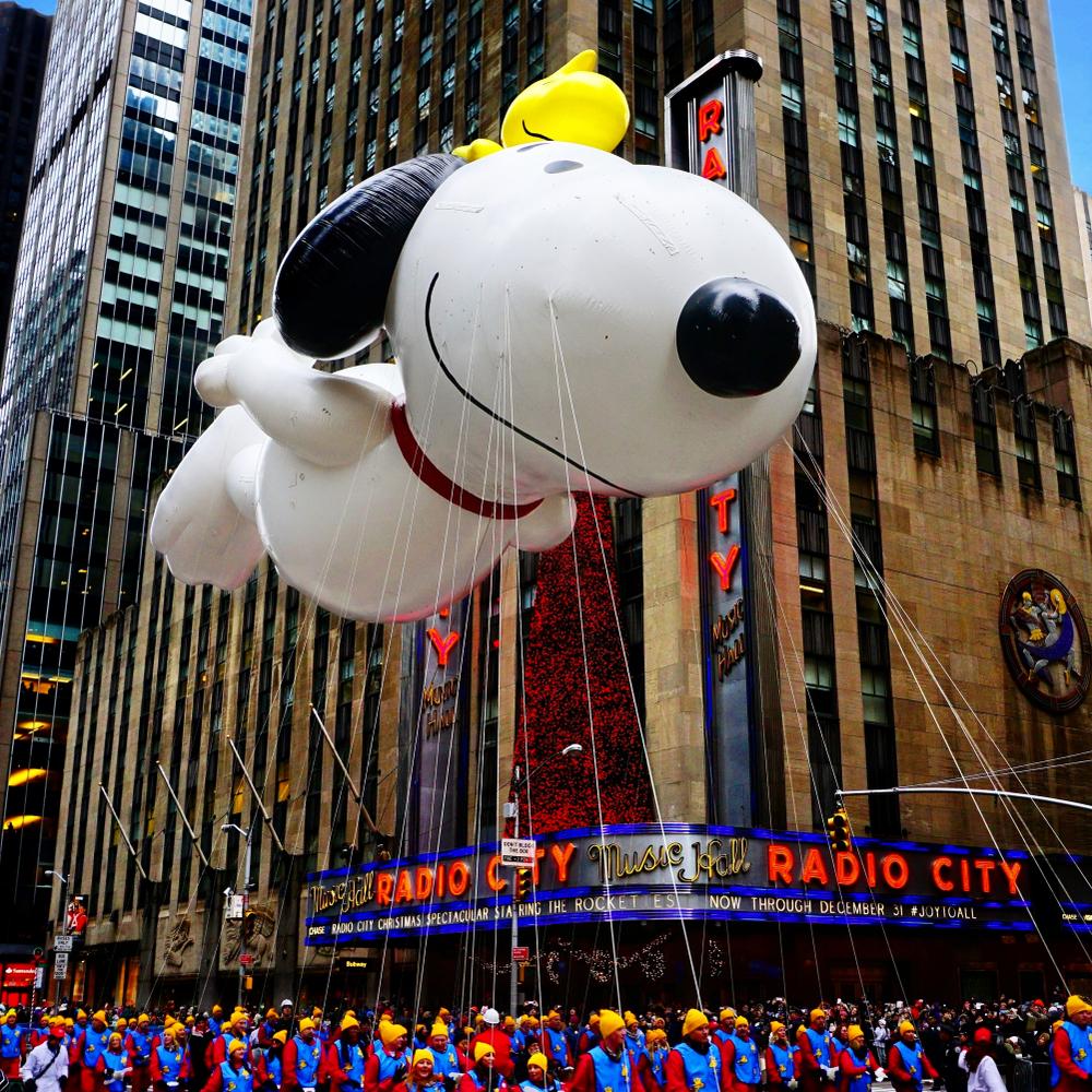Snoopy Parade Balloon