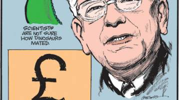 1. Scientists are not sure how dinosaurs mated. 2. The British pound is the world's oldest legal tender still in use, at 1,200 years old. 3. Billionaire Warren Buffett eats at McDonald's almost every morning and only orders one of three things. It never costs him more than $3.17.