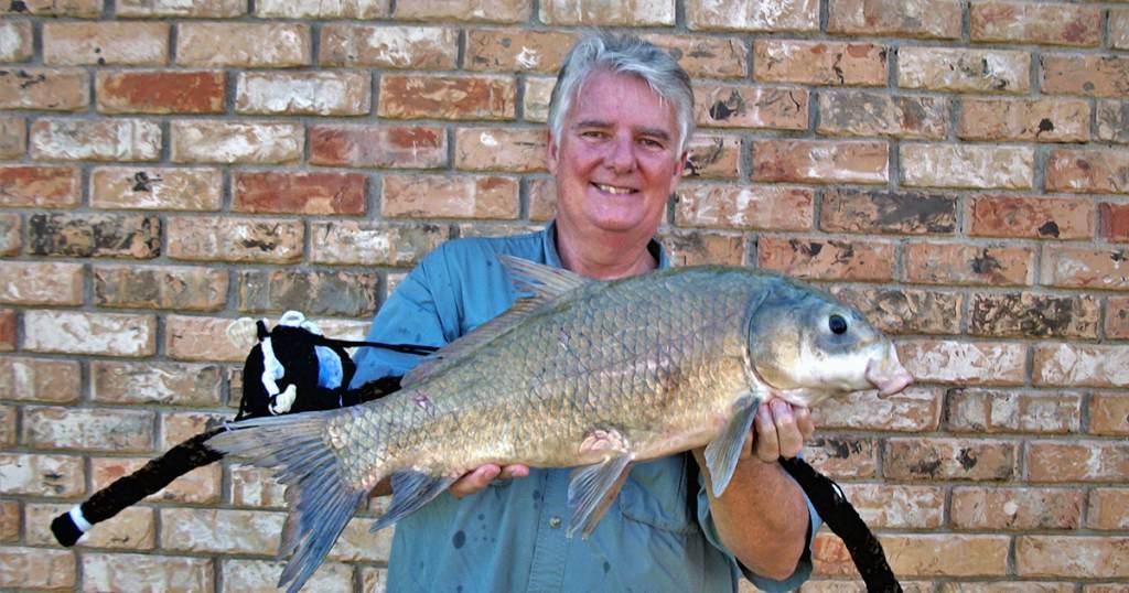 Barry Osborne Record-Breaking Fish