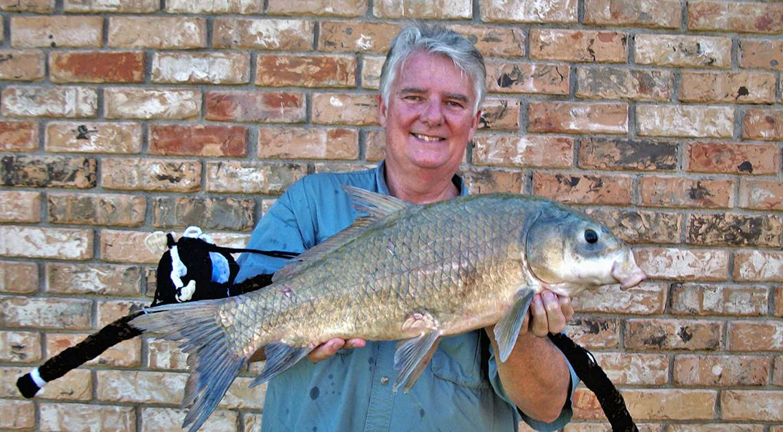 Barry Osborne Record-Breaking Fish