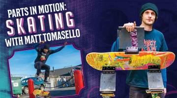 Matt Tomasello Skateboards