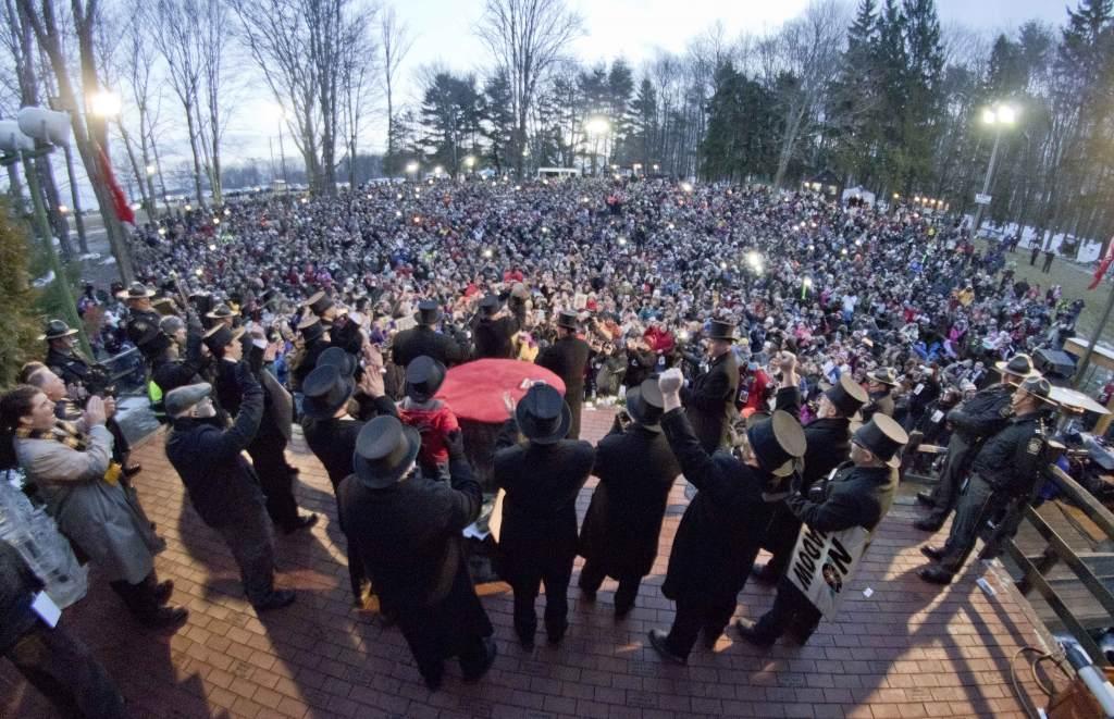 2020 Groundhog Day Celebration