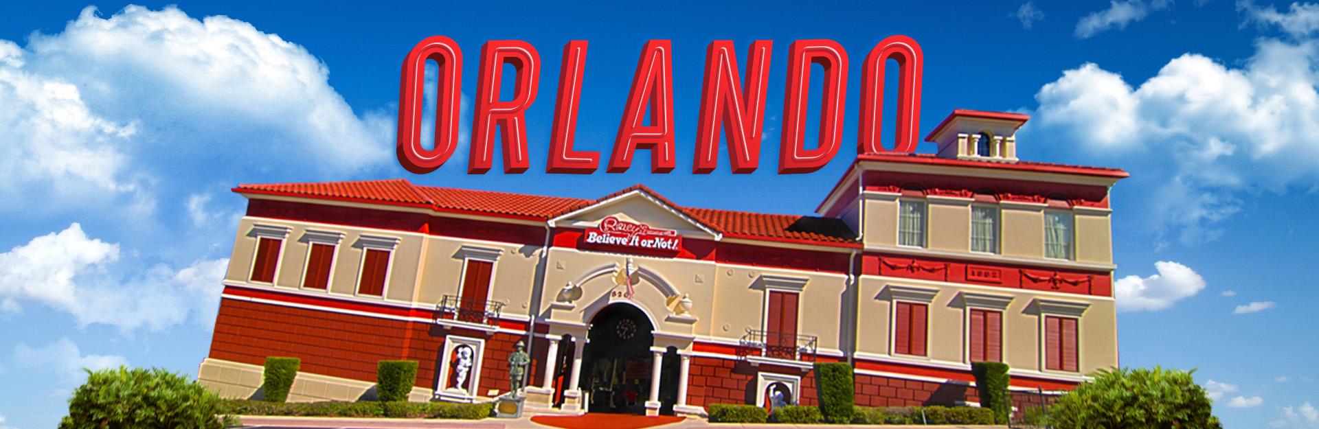 Ripley's Believe It or Not! Orlando Hero Image