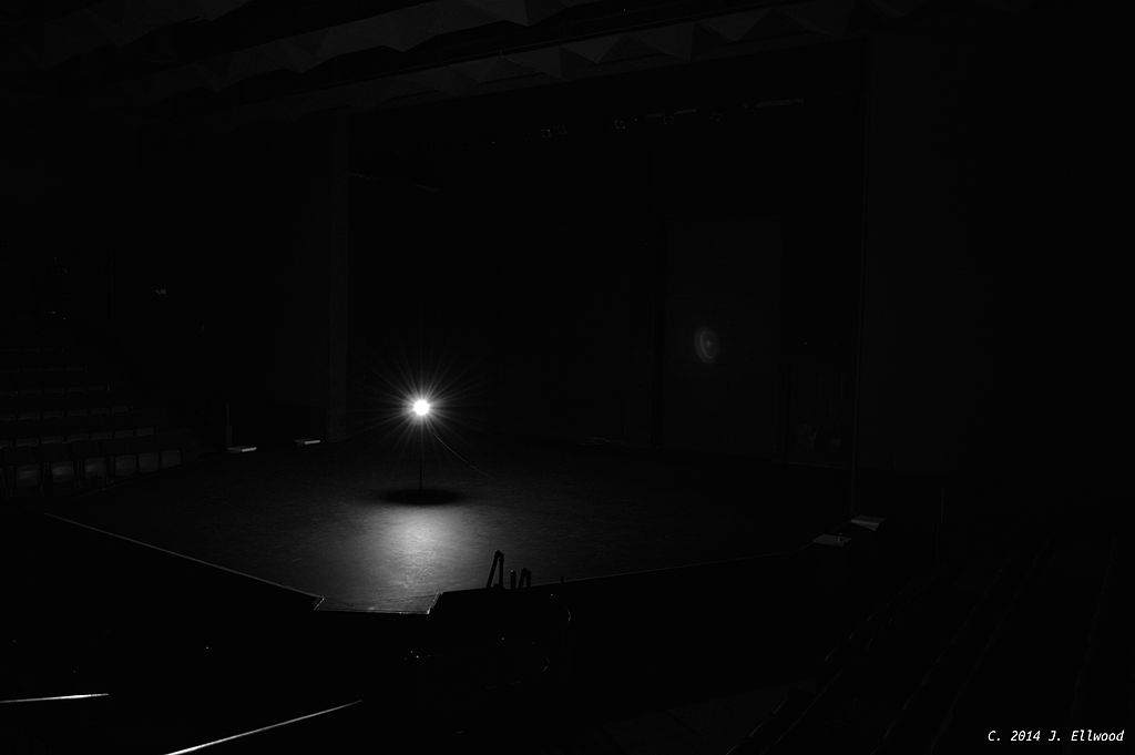 Stage Ghost Light