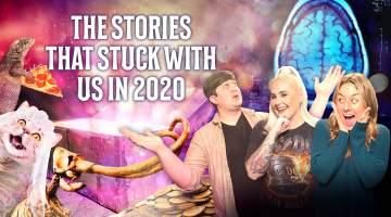 Strangest Stories of 2020
