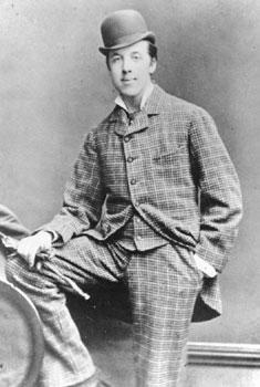 Oscar Wilde at Oxford
