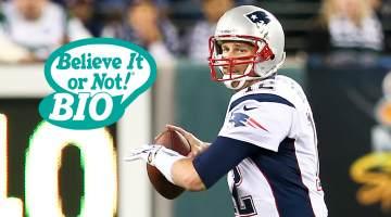 Tom Brady BION Bio