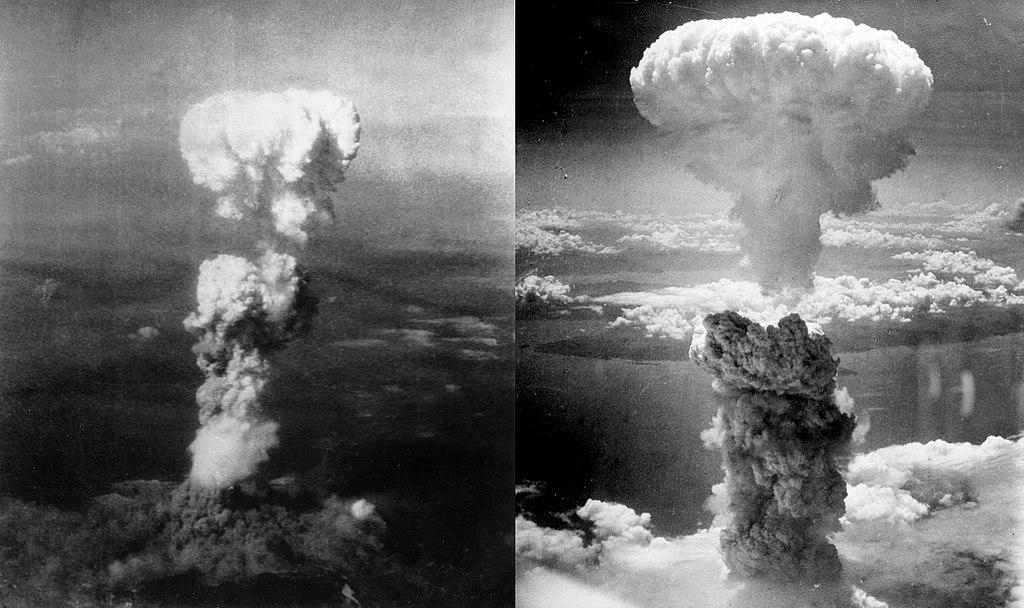 atomic bombings of japan