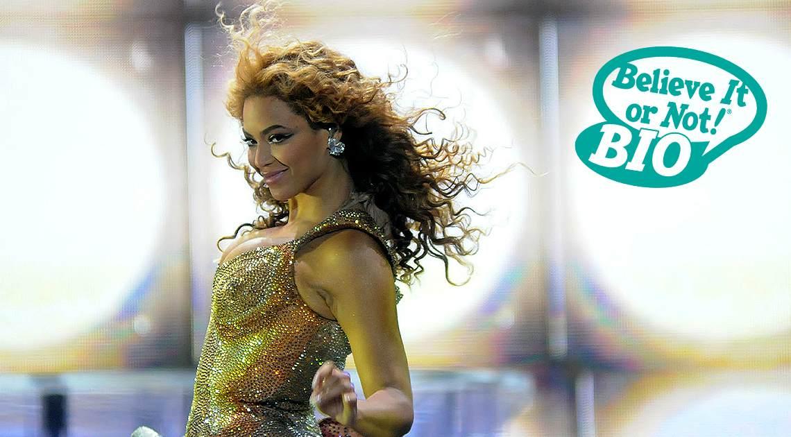 Beyonce BION Bio