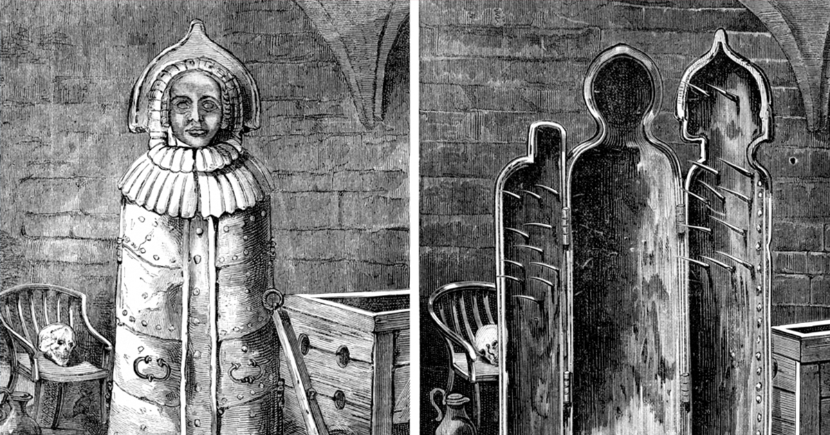 The Iron Maiden: Torture Device Or Sin-Cleanser? | Lethbridge News Now