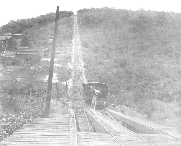 Mauch Chunk Switchback Railway