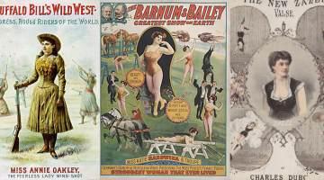 Stuntwomen of The Circus