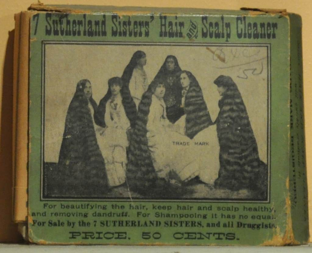 Sutherland Sisters Hair Conditioner