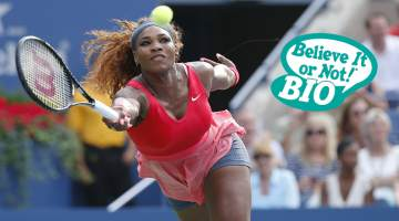 Serena Williams BION Bio