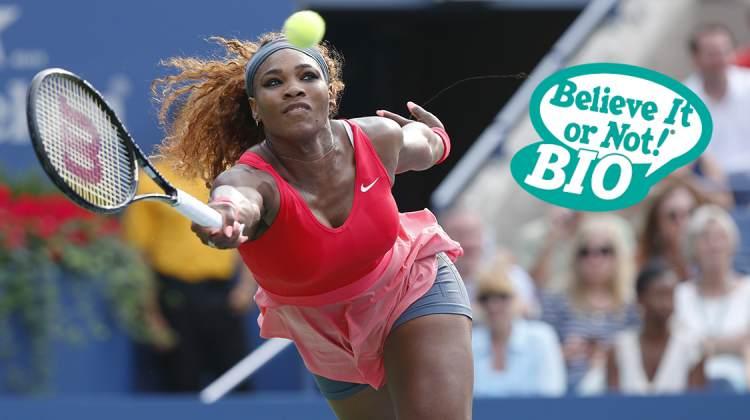 Serena Williams BION Bio