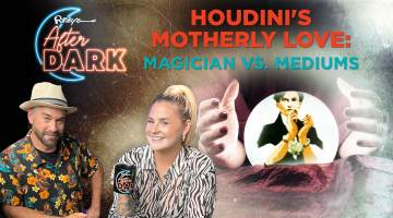 Houdini's Motherly Love