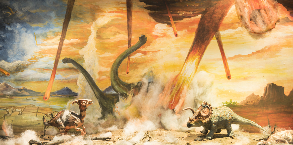 dinosaur extinction event