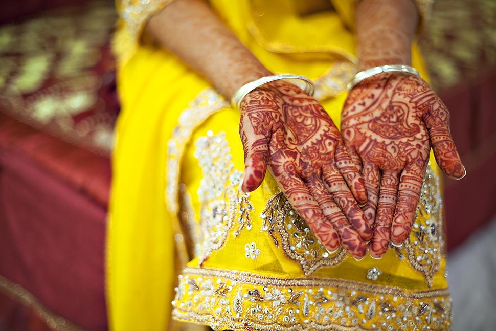 Traditional Henna