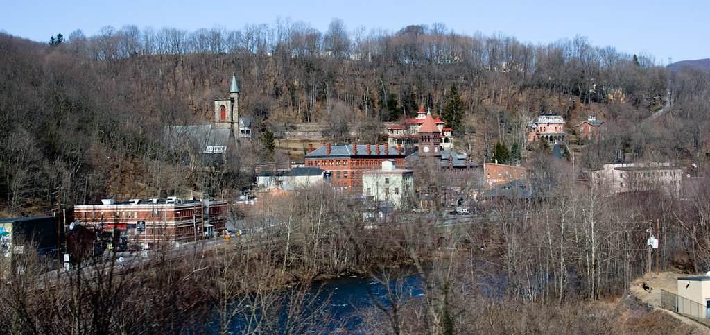 Town of Jim Thorpe, Pennsylvania