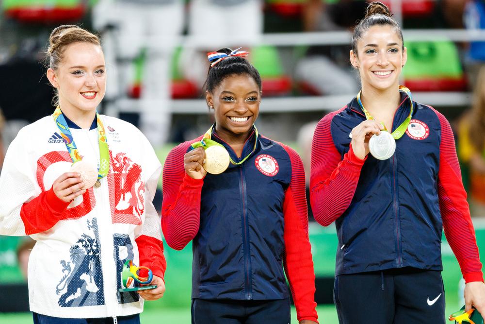 Rio Olympics Simone Biles