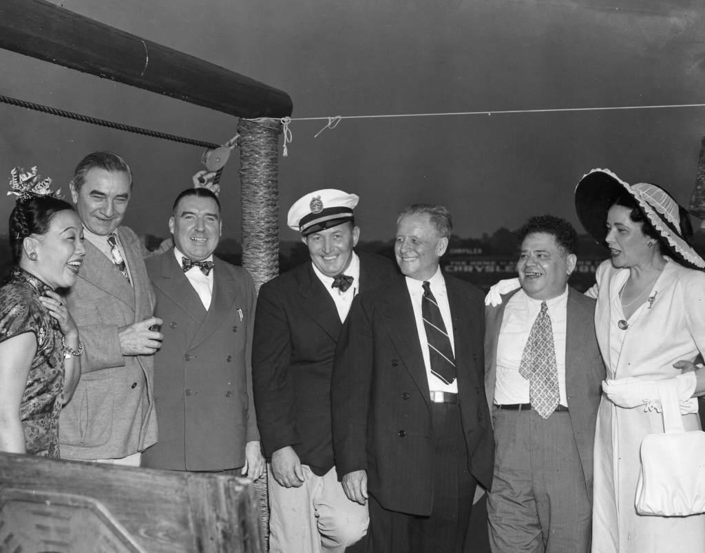 Ripley Party with Bela Lugosi