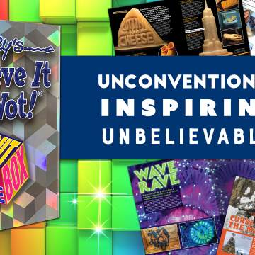 Ripley's Believe It or Not! Out of the Box