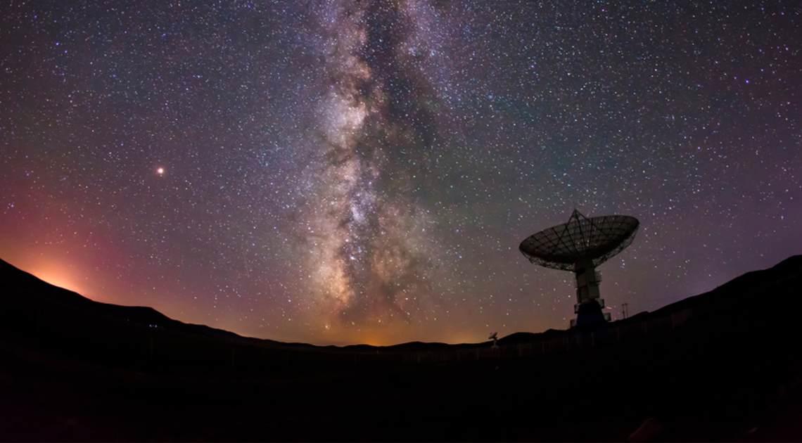 Space Radio Signals