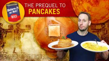 The Prequel to Pancakes Bites
